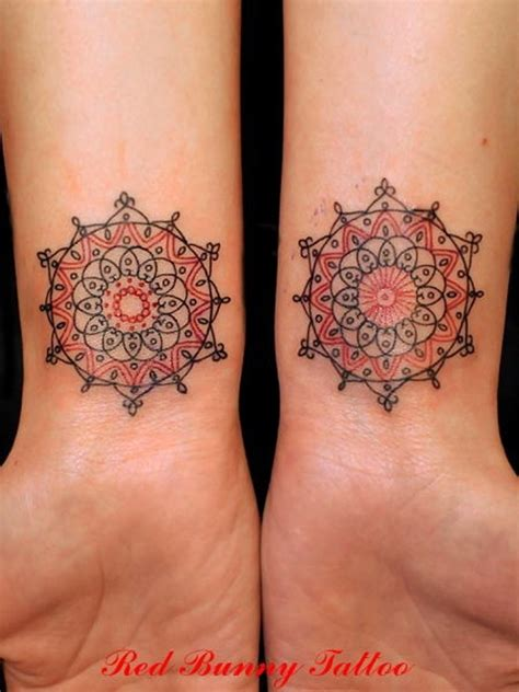 coloured wrist tattoos 81 fantastic mandala wrist tattoos design