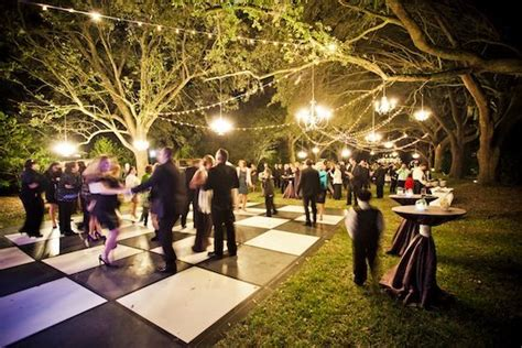 backyard dance floor 17 best ideas about purple outdoor weddings on pinterest