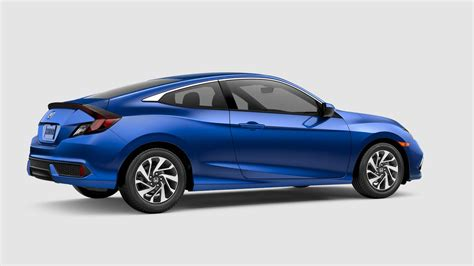 2019 Honda Civic Coupe by 2019 Honda Civic Coupe And Sedan Paint Color Options