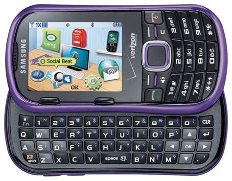 basic samsung qwerty phone with flash samsung intensity ii sch u460 verizon cell phone qwerty