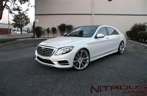 Rims Mercedes Mercedes S550 Rims Nitrous Garage S