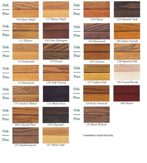 furniture stain colors best 25 wood stain colors ideas on stain