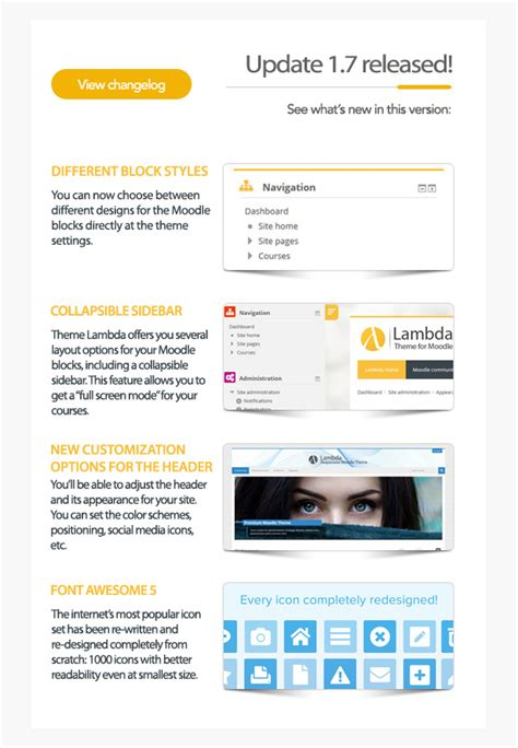 moodle theme version lambda responsive moodle theme by eva pi themeforest