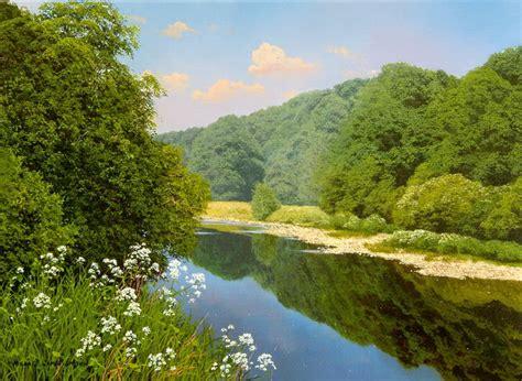 imagenes de paisajes naturales increibles im 225 genes arte pinturas incre 237 bles y sorprendentes