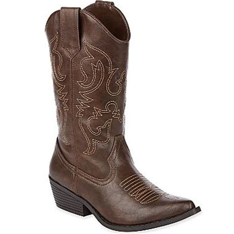 jcpenney cowboy boots cow boots style