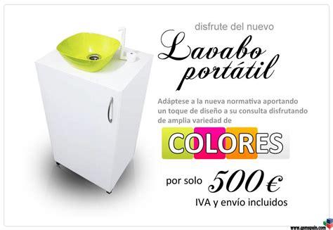 lavabo portatil lavabo port 225 til