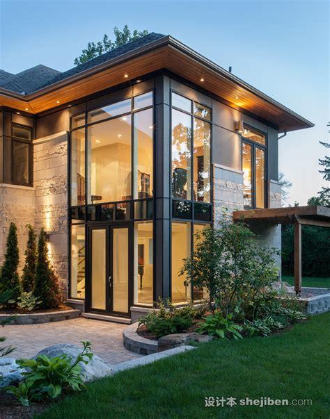 House Plans With Large Front Windows Decor 最新房屋外观设计图片大全欣赏 设计本装修效果图