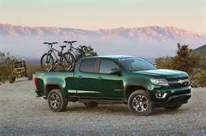 Chevy Truck Accessories Canada 2015 Chevrolet Colorado With Gearon Accessories Photo
