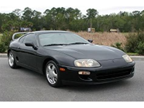 Used 1998 Toyota Supra Used 1998 Toyota Supra For Sale By Owner In Ta Fl 33694