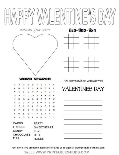 25 best ideas about valentines day activities on