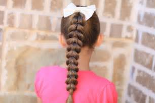 Cute Easy Hairstyles For Little Girls » Home Design 2017