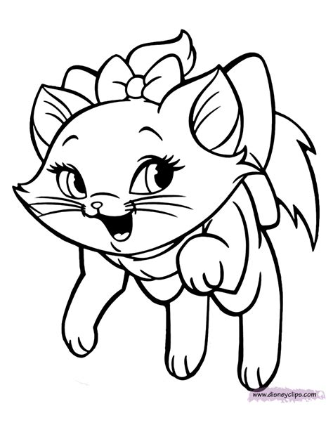 The Aristocats Coloring Pages 2 Disney Coloring Book Aristocats Coloring Pages