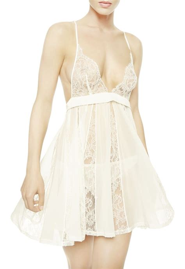 la perla bridal la perla babydoll with briefs laperlalingerie