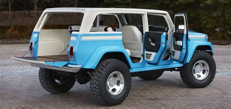 cool jeep crazy cool jeep cherokee chief concept jeepfan com
