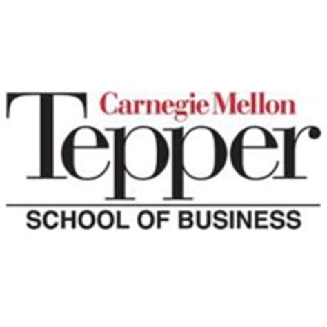 Tepper School Of Business Mba Ranking by David A Tepper School Of Business