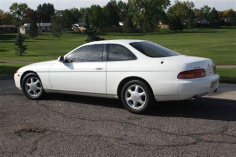 old car manuals online 1995 lexus sc auto manual service manual 1995 lexus sc door removal buy used 1995 lexus sc400 base coupe 2 door 4 0l