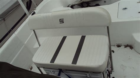 leaning post seat hinge sold new carolina skiff cooler seat with locking back