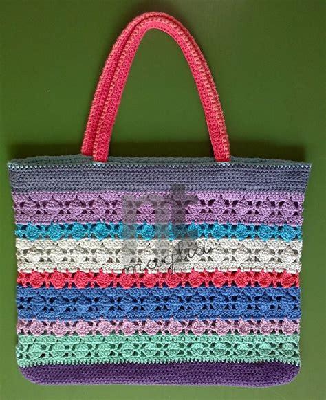 crochet bag pattern ravelry borsona bellagio market bag by nt maglia free crochet