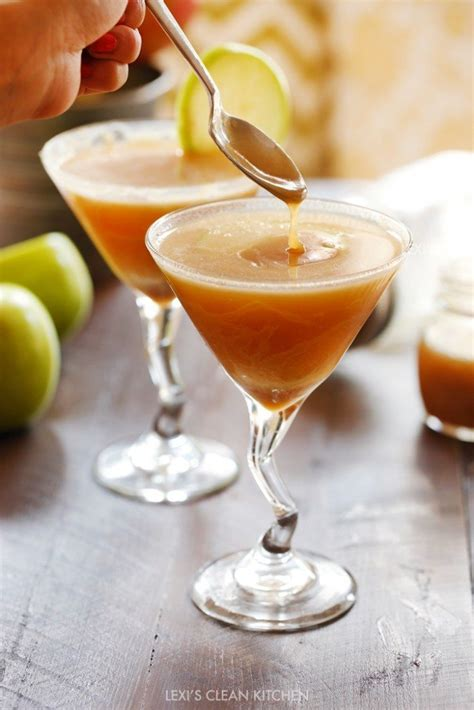caramel martini caramel apple martini recipe