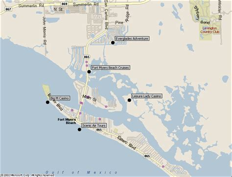 fort myers florida map ft myers florida map swimnova