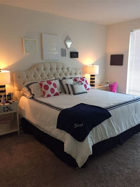 apartment bedrooms ideas  pinterest