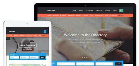 ja directory responsive joomla template for directory