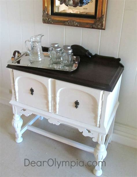 best white paint for furniture elegant sideboard and server in cece caldwell s vintage