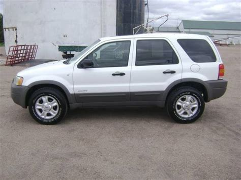 2001 Ford Escape by 2001 Ford Escape Photos Informations Articles