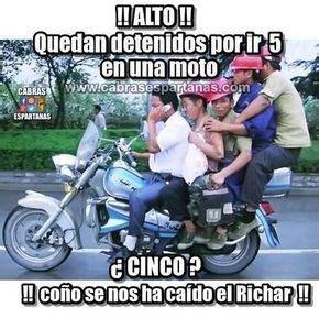 Moto Memes - cinco una moto alto a la polic 237 a memes humour and meme