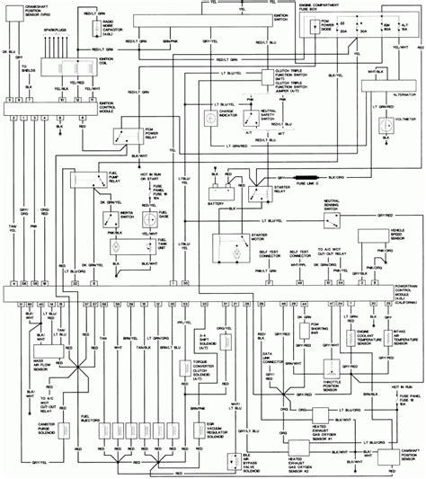 1993 ford explorer wiring diagram efcaviation