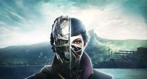 Kaset Ps4 Dishonored 2 dishonored 2 review for ps4 root nation