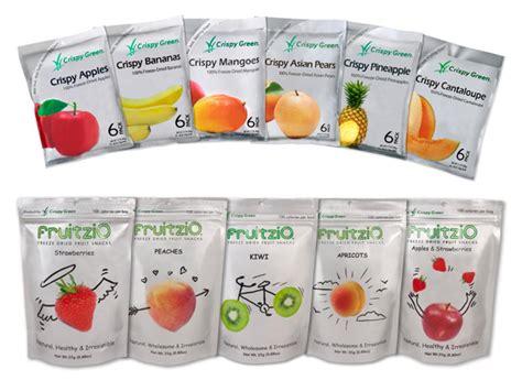 Crispy Green Freeze Dried Fruit Win These Freeze Dried Fruit Snacks Food Network