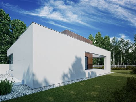 wooden cube house  wawpl architecture design
