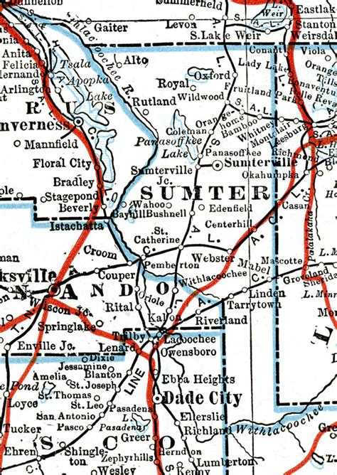 Sumter County Search Sumter County 1917