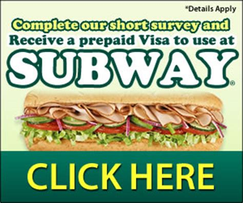 Online Subway Gift Card - free subway gift card
