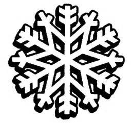 dibujo de copo de nieve 1 para colorear dibujos net