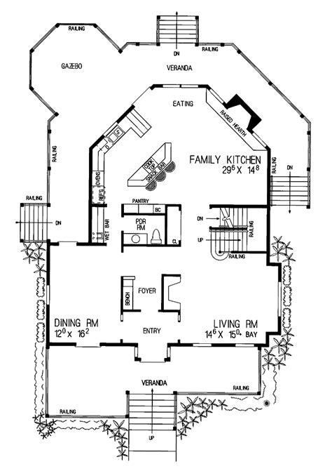 victorian queen anne house plans delicate queen anne victorian hwbdo12793 queen anne