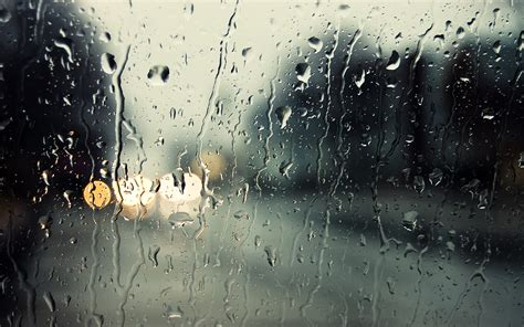 On Rain   Lost and Found, A Continuous Journey