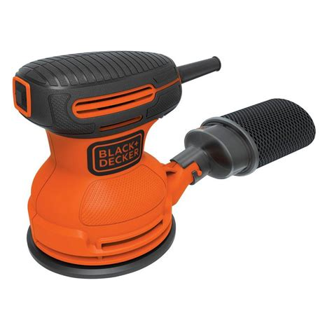 black decker 5 in random orbital sander disc bdero100