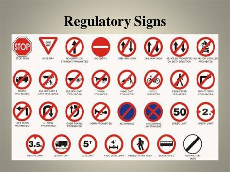 what color are regulatory signs what color is a regulatory sign bahangit co