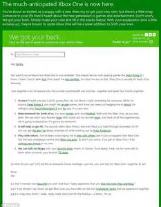 up letter to xbox up letter to xbox 28 images just how to write concern