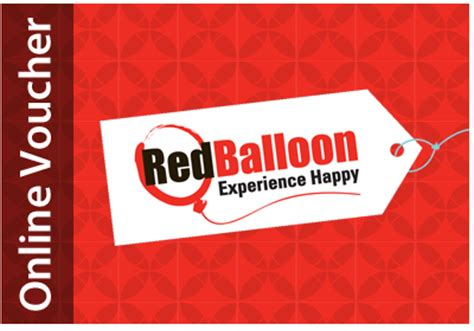 Red Balloon Gift Card Woolworths - flexi egift card