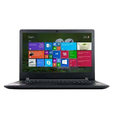 Baru Laptop Lenovo V470c I3 jual lenovo ideapad 110 15isk notebook black i3