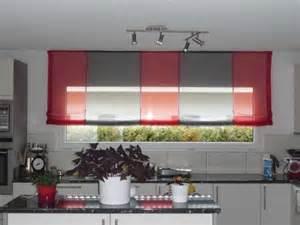 conrav rideau moderne fenetre cuisine