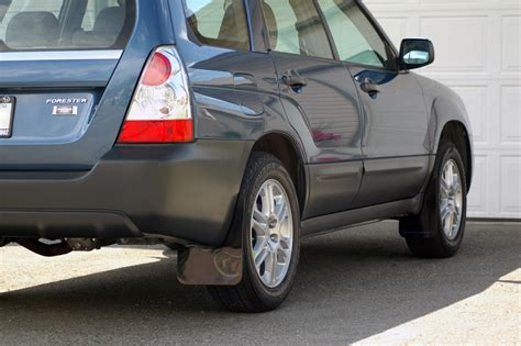 subaru forester mud flaps mud flaps concerned about length subaru forester