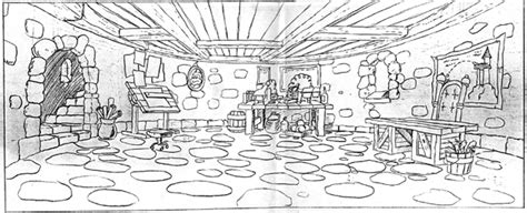 animation layout and background the animated cartoon factory