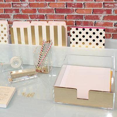 kate spade desk accessories kate spade acrylic letter tray acrylic desk accessories