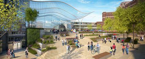 design engineer leeds leeds station masterplan atkins