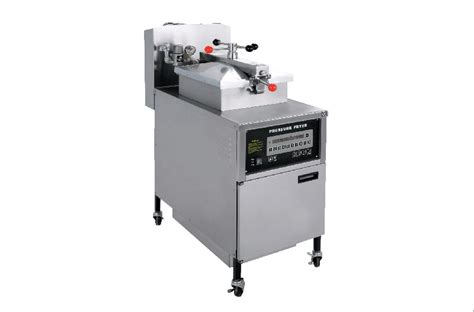 Getra Mdxz 25c Gas Pressure Fryer Vacuum Frying Alat Penggorengan Gas western kitchen shanghai yixi food machinery co ltd