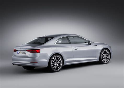 A 5 Audi by New 2017 Audi A5 S5 Coupes Are Everything You Expected